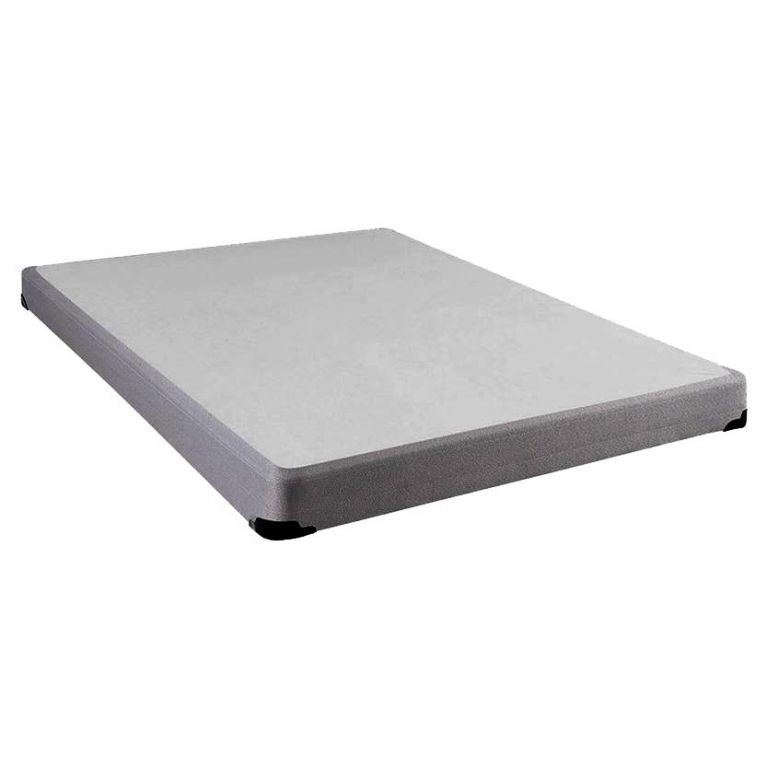 The Signature Foundation uses construction grade wood to improve the longevity of the mattress and absorb the shocks of individuals getting on the bed.