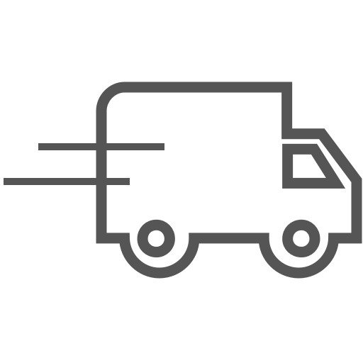 Free delivery & installation icon