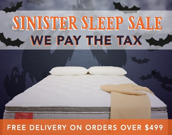 Shop the Halloween Sale. We pay the tax on orders over $899.99