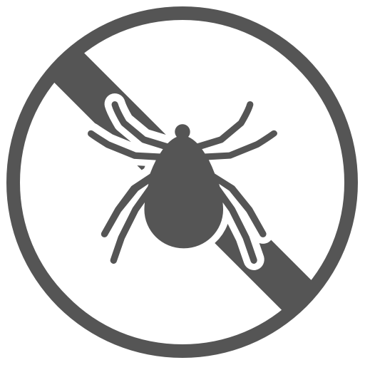 Dust mite and allergen resistant icon