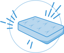 Perfect Mattress Icon